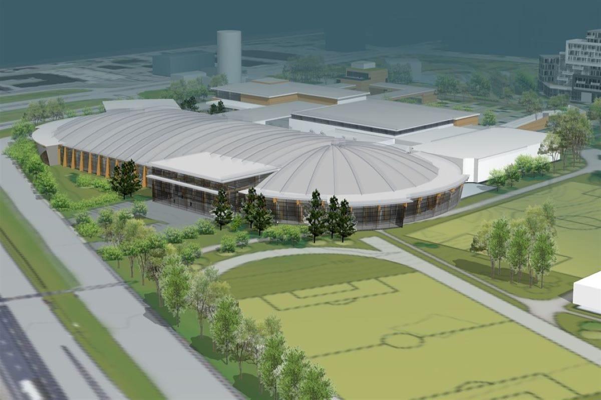 Projet BIM au Centre de Glaces de St-Foy